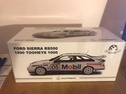 Die cast models 1:18th scale Ford Sierra Brock