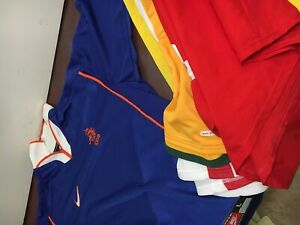 Nike Netherlands 3rd. Training.  Rare jersey