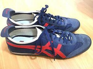 Tiger Onitsuka Navy Blue shoes for sale Rockdale Rockdale Area Preview