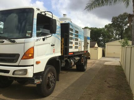 Vac Truck - NDD - vacuum excavation