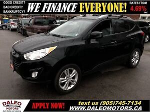 2013 Hyundai Tucson GL| AWD| HEATED SEATS| BLUETOOTH