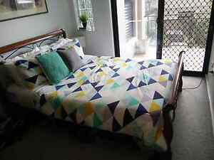 Queen bed frame free mattress Surry Hills Inner Sydney Preview