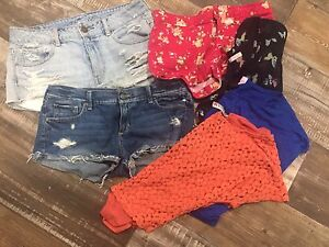 Summer clothes. Women's size 7/8