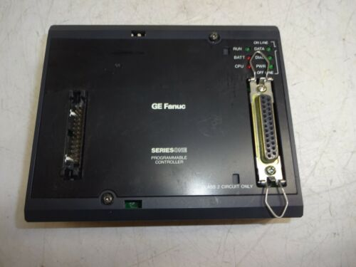 GE FANUC IC610CCM105D PROGRAMMABLE CONTROLLER