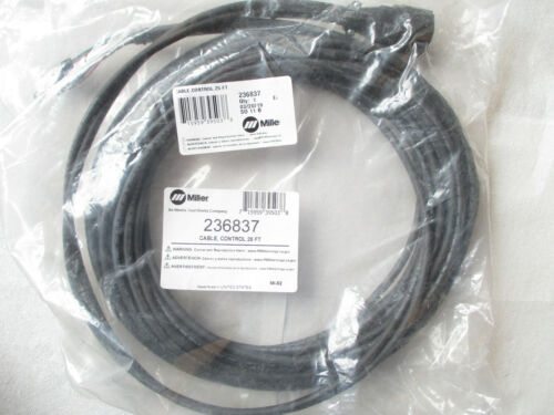 New Miller 236837 Welding Cable Control 25 Ft.