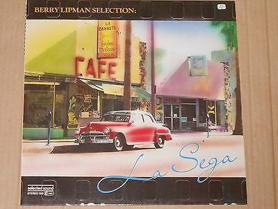 BERRY LIPMAN SELECTION -La Sega- LP