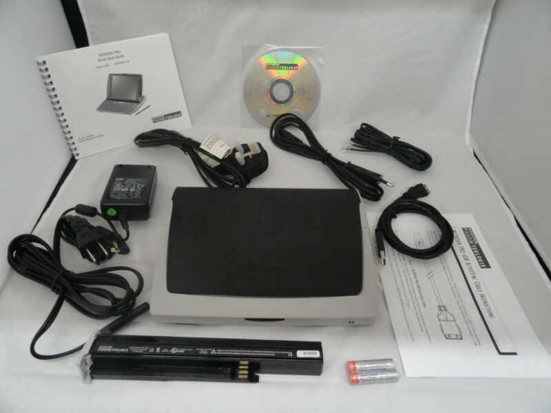 PSION Teklogix NetBook Pro NEW Open Box with Accessories
