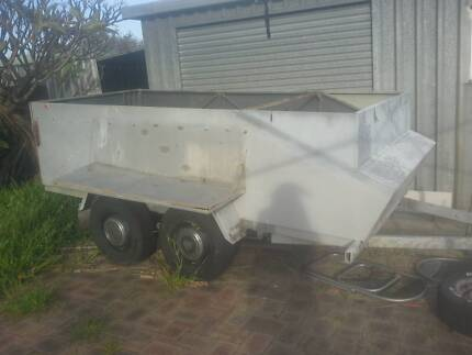 Tandem Trailer West Perth Perth City Preview
