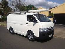 Toyota Hiace 2009 Automatic, A/C,P/S, Rego til 30/07/16, 1 owner Lidcombe Auburn Area Preview