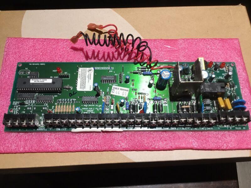 Caddx, G.E, Interlogix, NetworX NX-8  Security Alarm System Panel Board Only
