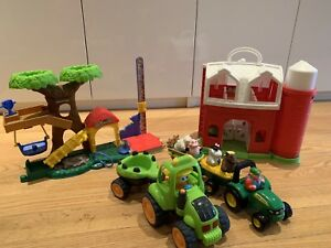 Farm toys and tractors
