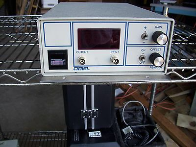 Newport Oriel Thermo Spectra Physics 70701 Readout Control