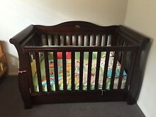 Boori Sleigh Royale Nursery Suite (3n1 cot, tallboy&change table) Morayfield Caboolture Area Preview