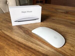 Apple Magic Mouse (Wireless Bluetooth Mouse)