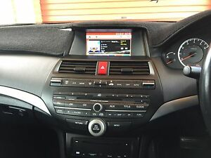 HONDA ACCORD LUXURY NAVIGATION Bossley Park Fairfield Area Preview