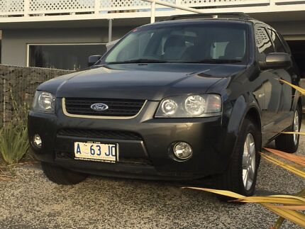 2008 Ford Territory SR * 7 seater * Tranmere Clarence Area Preview