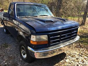 1995 Ford F-150 4x4