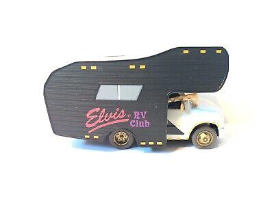 Disney Pixar Cars Deluxe Elvis RV Loose