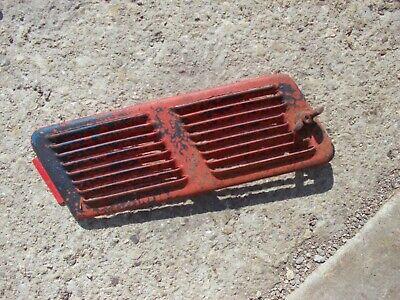 Ford 601 Workmaster Tractor Side Hood Vent Cover Door