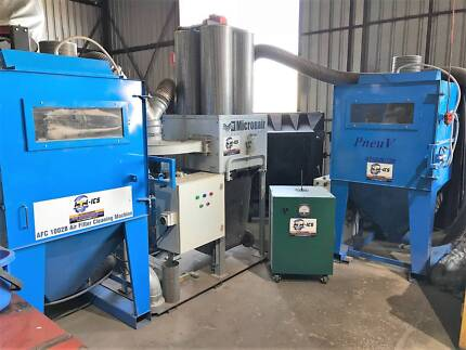 Air Filter Cleaning Equipment