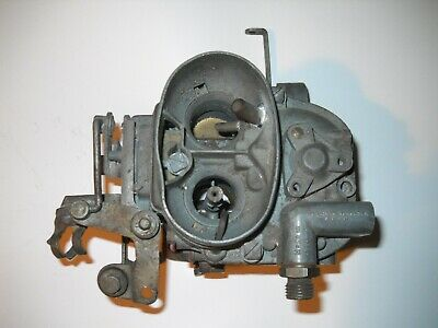 SOLEX 30 / 32 Made In West Germany CARBURETOR for Parts or Restore OPEL?