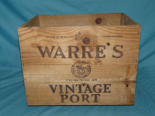 Vintage Antique WARRE