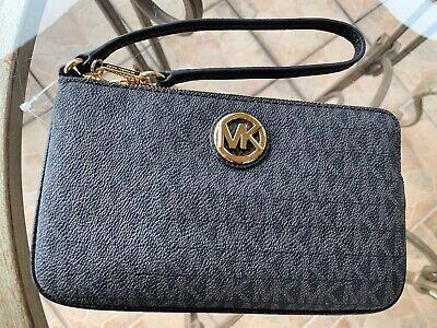 MIchael Kors Wristlet Clutch Women Money Phone Pouch Purse Wallet Bag Tote Lady