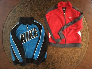 NIKE 3T Zip up Jackets