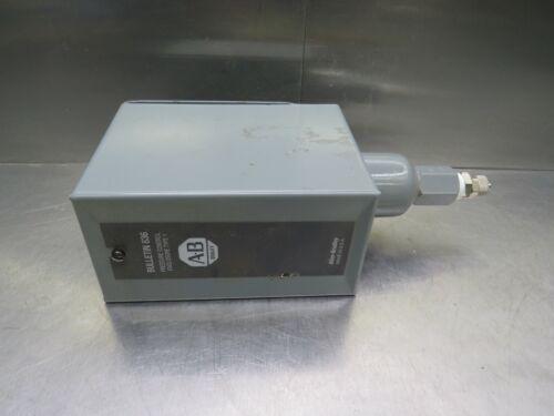 Allen Bradley 836-C7A Pressure Control Ser A