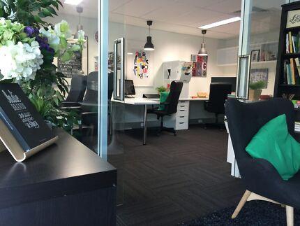 Office Studio Space to Share Perth - Near Brisbane Hotel