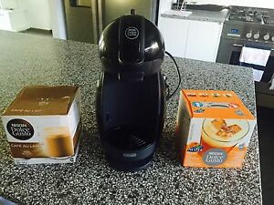 Nescafé Dolce Gusto Coffee Maker - Pod Style with 2 boxes of pods Miami Gold Coast South Preview