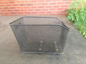 Rear.Bicycle Basket- Wire Mesh