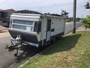 Caravan 17ft viscount Nambucca Heads Nambucca Area Preview