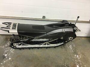"""2016 Yeti 129"""" Snowbike Kit"""