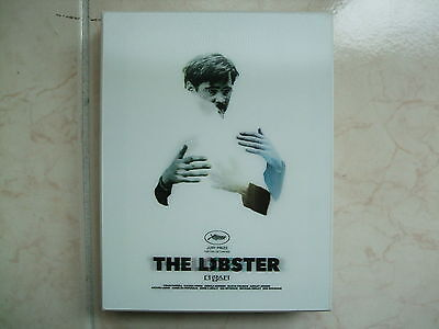 The Lobster (2016, Blu-ray) Lenticular Scanavo Limited Edition. Like New!