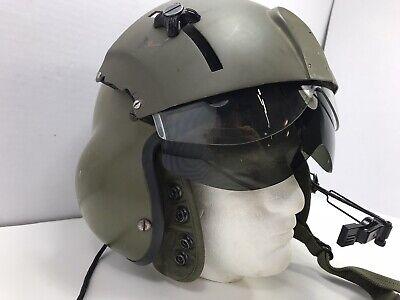 Gentex SPH4 Flight Helmet with NVG mount