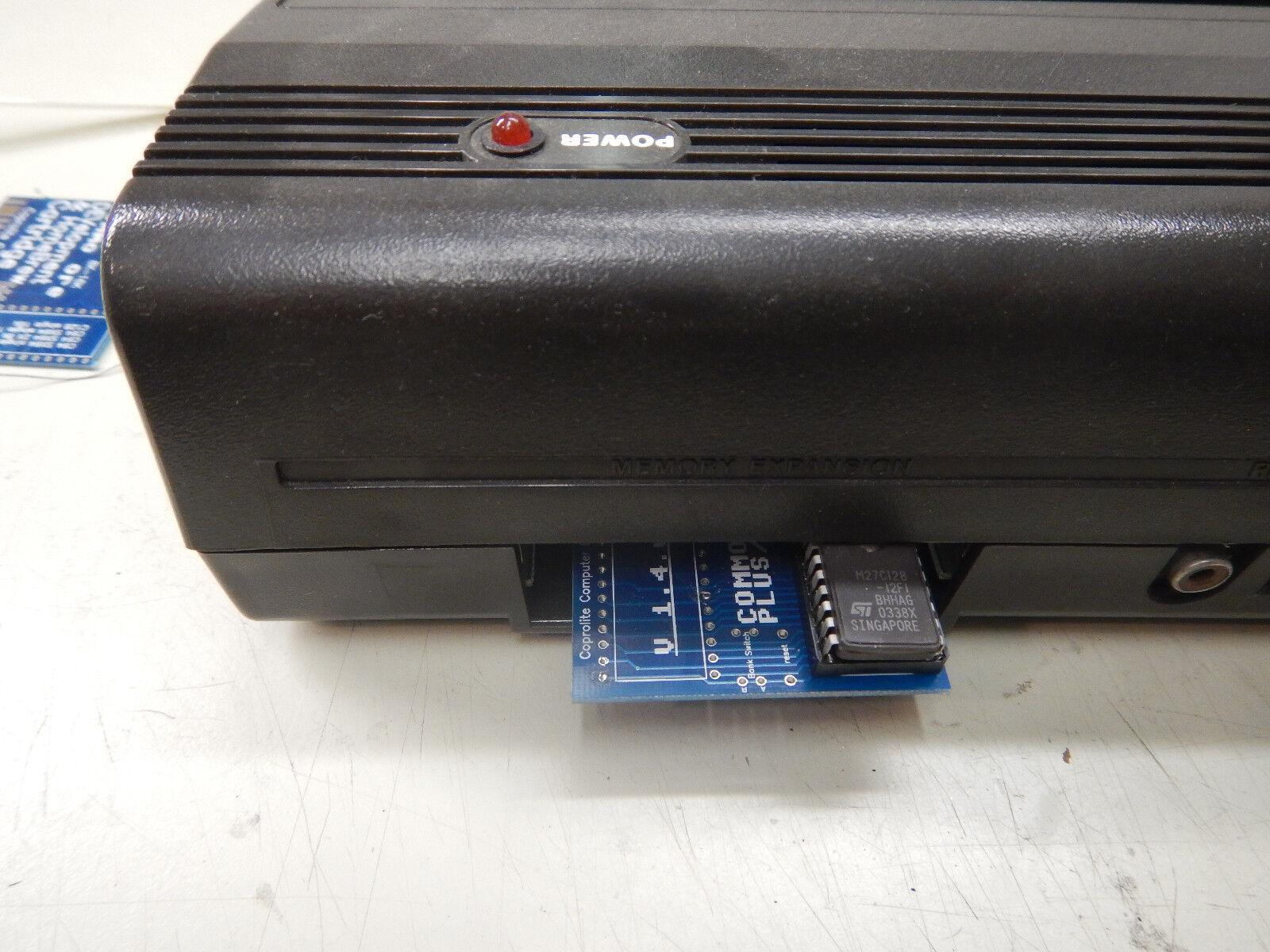 Commodore Plus/4 C16   Universal Cartridge Board single 16k