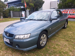 2004 holden crewman ute 4 doors Braybrook Maribyrnong Area Preview