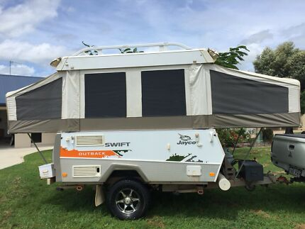 Jayco outback swift Mareeba Tablelands Preview