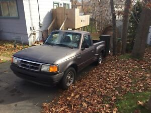 1997 Ford ranger step side