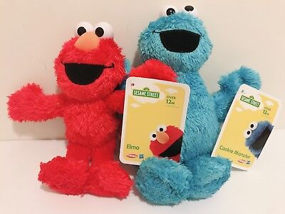 Set of 2 Sesame Street 9