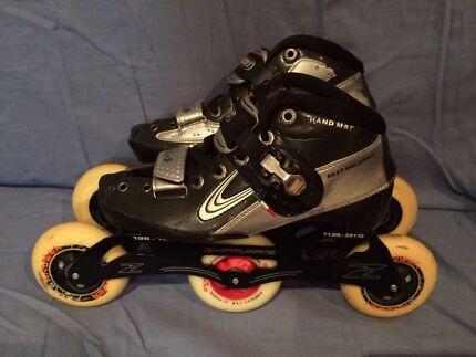 Luigino Sting Inline Speed Skates - Size 5 (38) Karalee Ipswich City Preview