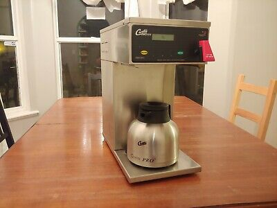Curtis D60gt G3 Commercial 64 Oz Coffee Brewer Single Low Profile