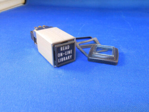 50682-2    JAY-EL  PUSH SWITCH LIGHT  ASSEMBLY,  NEW OLD STOCK