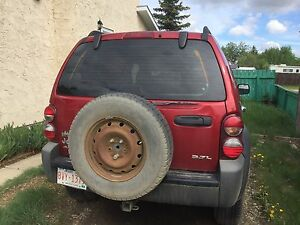 2007 Jeep Liberty - for someone who likes to fix cars