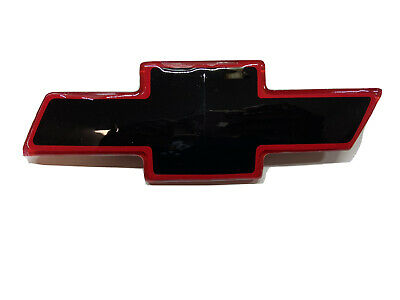 Chevrolet Silverado 1500 w/ Sport Package Front Grille Black Red Bow Tie NEW!