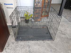 Large heavy duty animal enclosure, bird cage