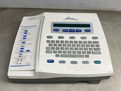 Burdick Atria 3100 Interpretive Ecg-ekg Electrocardiogram Machine Parts Only