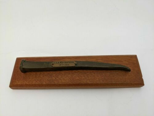Paul Revere Copper Spike from USS New Hampshire / U.S. Navy