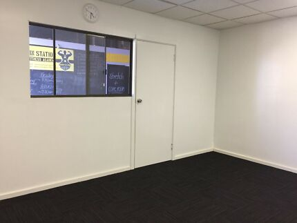 Wanted: Private office space available for lease